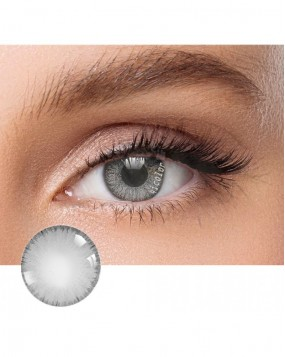 4ICOLOR COLORED CONTACT LENSES ICE Gray
