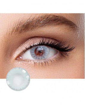 4ICOLOR  ICE COLORED CONTACT LENSES BLUE