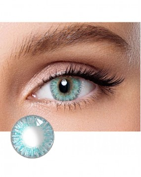 Freshlook Colorblends Contact lens Brilliant Blue