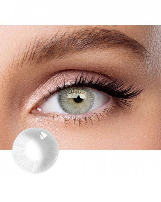 Freshlook Colorblends Contact lens Circle Grey