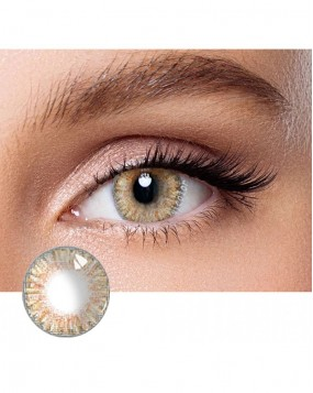 Freshlook Colorblends Contact lens Honey