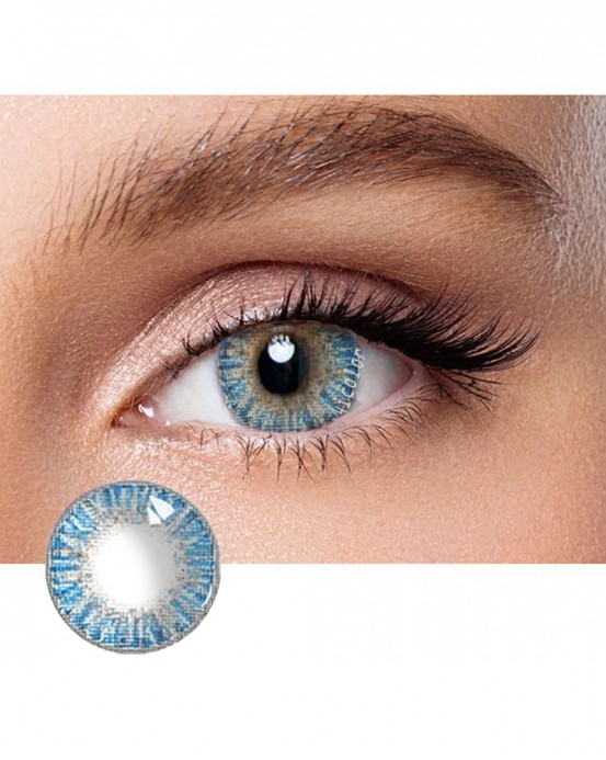 Freshlook Colorblends Contact lens True Sapphire