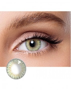 Freshlook Colorblends Contact lens Green