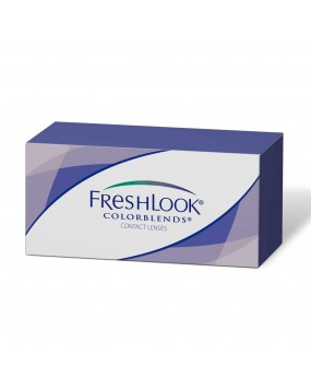 Freshlook Colorblends Contact lens Circle Green
