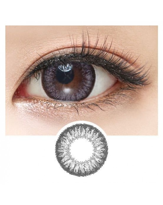 4ICOLOR® Colored contacts lens GEO Bambi Gray
