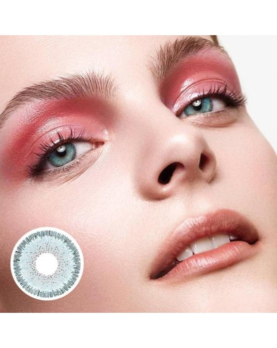 4ICOLOR® Colored contact lens Magic Blue