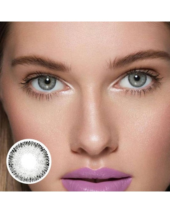 4ICOLOR® 2019 Magic Colored Contacts-Black