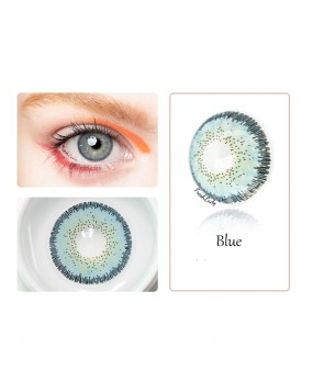 4ICOLOR® Colored contact lens Magic Blue