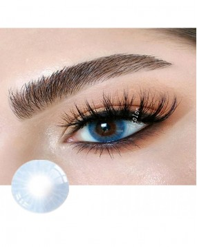 4ICOLOR® Colored Contact Lenses HD Blue