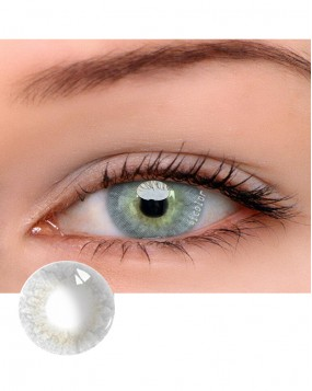 4ICOLOR® Colored Contact Lenses HD Grey