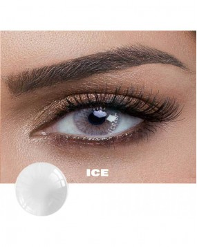 Hidrocor Natural colored contact lens Ice