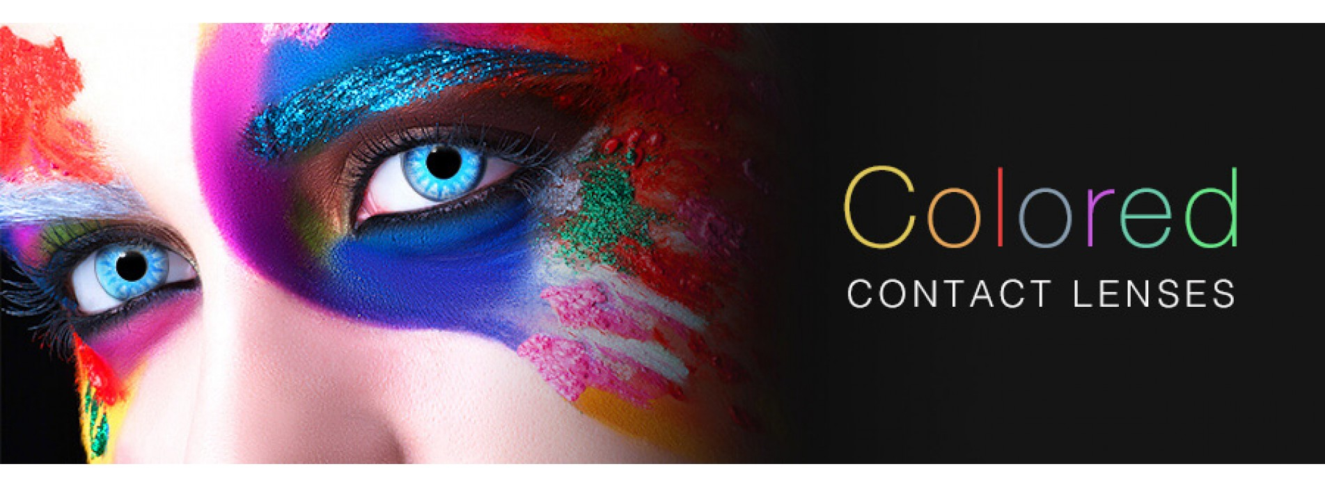 cosplay colored eye contacts