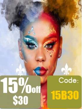 Colored Contacts promotion