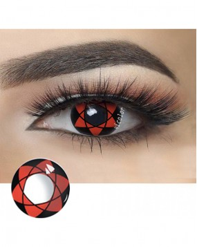 4ICOLOR® Colored contact Lenses Circle Warrior