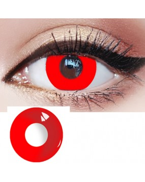 4ICOLOR® Eye Circle Lens Devil Red Naruto R202