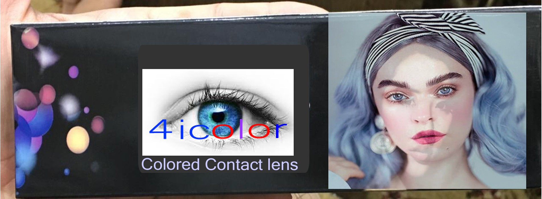 Dreamy natural contacts lenses