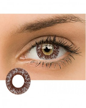 4ICOLOR® Dreamy Contacts Colored Chocolate Eye lens