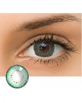 4ICOLOR® Dream Crystal Ball Colored contact lens-Green