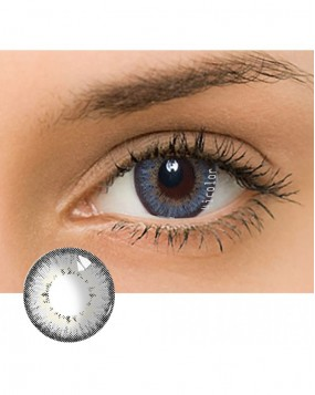 4ICOLOR® Dream Crystal Ball Colored contact lens-Grey