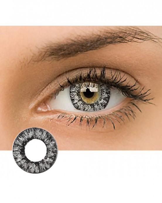 4ICOLOR®  Colored Contacts Dreamy Black