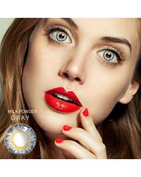 Magic Dreamy Coloured Contact Lens Gray