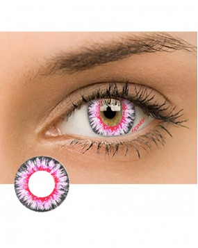 4ICOLOR® Circle Colored Dreamy Contact lens-Pink
