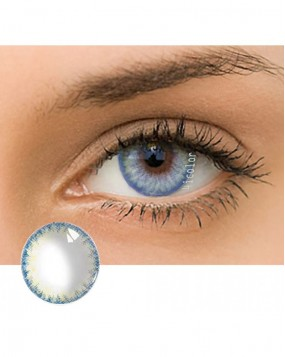 4ICOLOR® Real Aqua Colored Contact Lenses