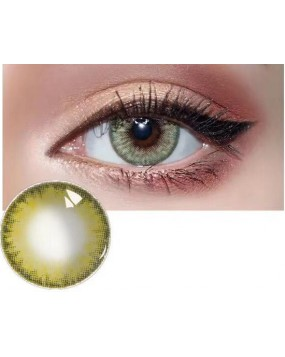 4ICOLOR® Real Khaki Colored Contact Lenses