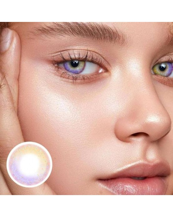 4ICOLOR® Colored Contact Lenses Neo-Rainbow