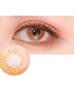 4ICOLOR MILKY STAR CONTACTS LENSES-Brown