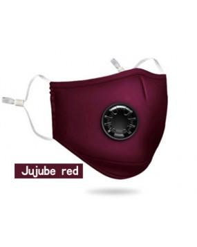 N99 CoronaVirus Face Mask (Buy 1 Get 1 FREE)-Wine red