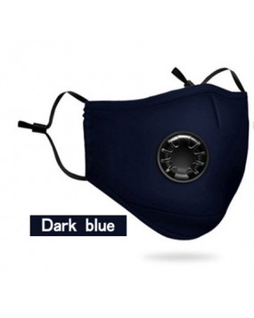 N99 CoronaVirus Face Mask (Buy 1 Get 1 FREE)-Dark Blue