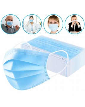 Three Layers Masks Disposable Face Mask 20pcs