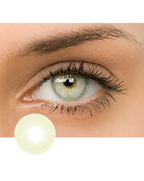 4ICOLOR® Polar Lights Colored Blue Grey Contacts