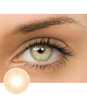 4ICOLOR  Colored Contacts Polar Lights Brown