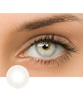 4ICOLOR® COLOR CONTACTS LENSES Polar Lights Grey