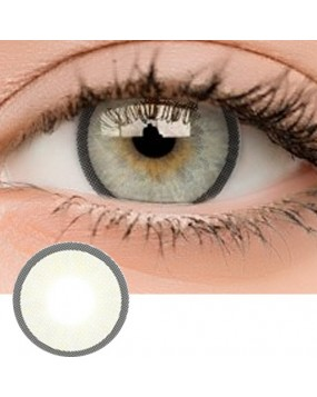 4ICOLOR® Colored contacts Polar Lights II Grey